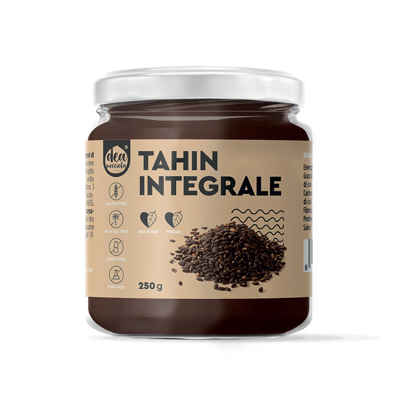 15 Bu Tahini Brown